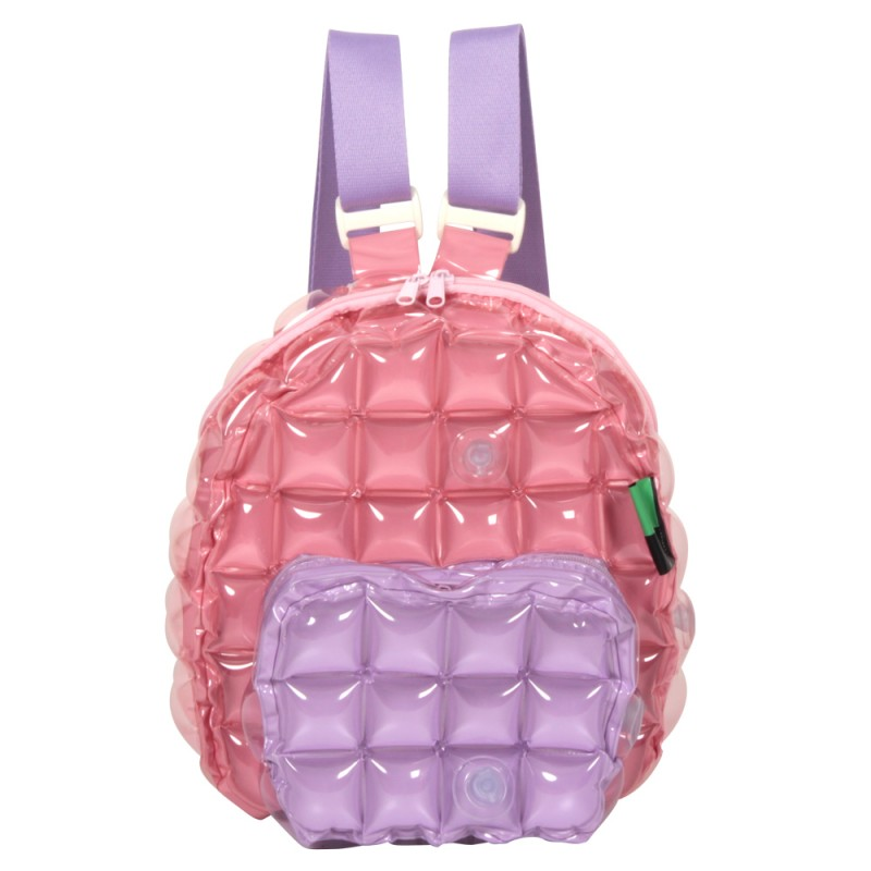 INFLATABLE BACKPACK OVAL SHAPE DUO CANDY