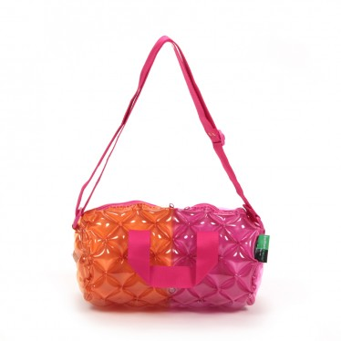 INFLATABLE ROLL STYLE BAG TWO TONE