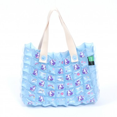 INFLATABLE TOTE BAG UNICORN SWEET