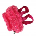 INFLATABLE BACKPACK OVAL SHAPE NEON