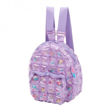 INFLATABLE BACKPACK OVAL SHAPE UNICORN